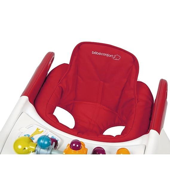 Bébé Confort Kamino - Andador, caminador y saltador, color rojo