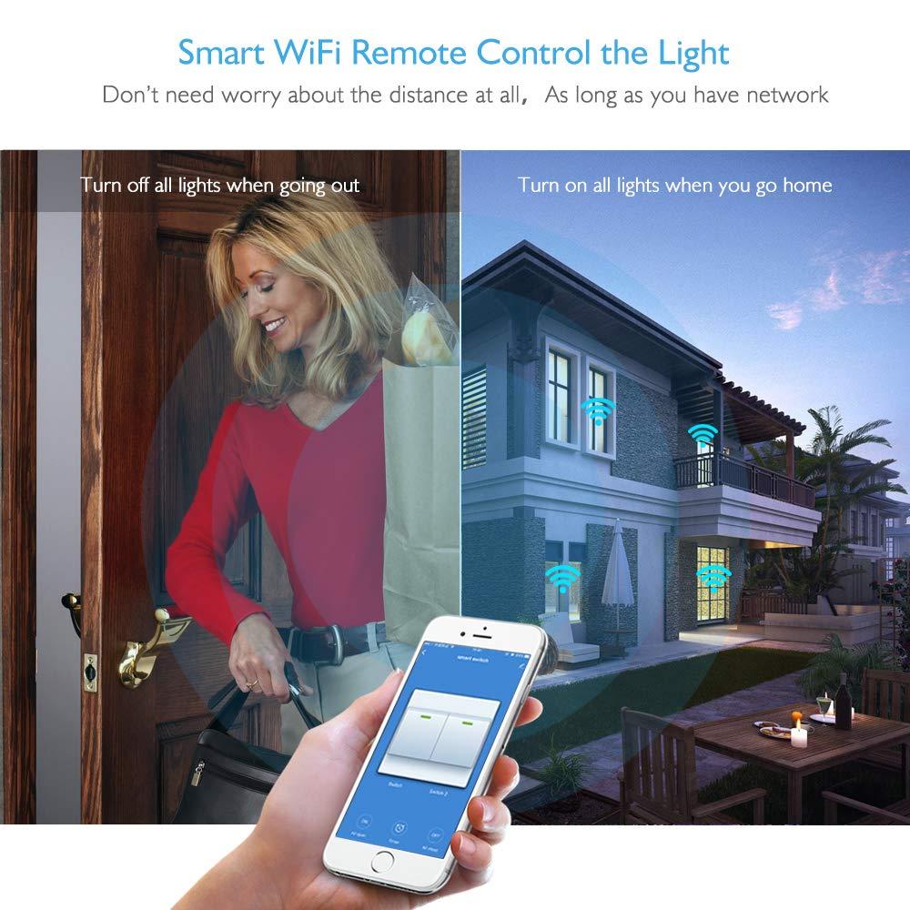 eMylo Smart WiFi Fernbedienung General Modification Remote Kontrolle mit Smart
