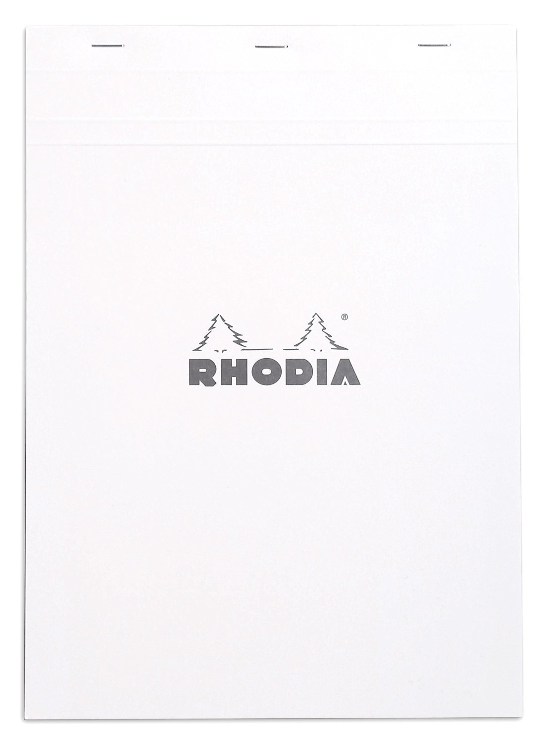 Pack of 5 Rhodia Ice Pad Staplebound 8.25x11.75 Grid