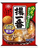 亀田製菓 揚一番 155g×6袋