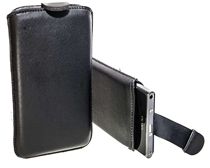 fb2782b44102 Image Unavailable. Image not available for. Color  caseroxx Slide-Pouch for LG  Prada Phone 3.0 in Black