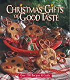 Christmas Gifts of Good Taste, Julie Gunter, 0848727177