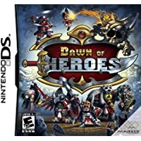 Jogo Dawn of Heroes - Ds
