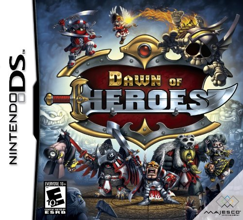 Dawn of Heroes - Nintendo DS - Mana Dawn Of