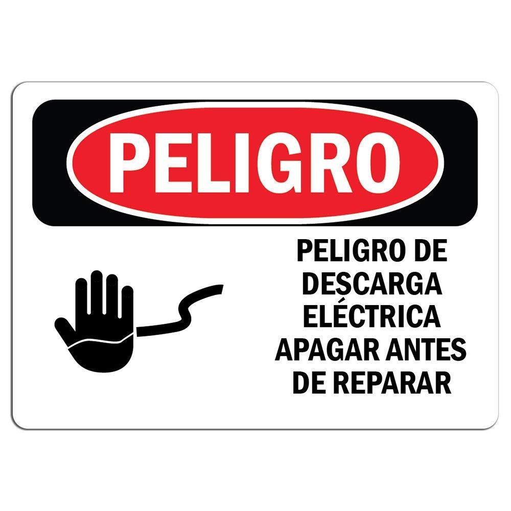 Señal de Peligro - Pegatinas de Advertencia de Peligro ...
