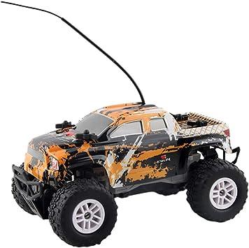 jfhrfged Auto Juguete para niños con Mando a Distancia para ...