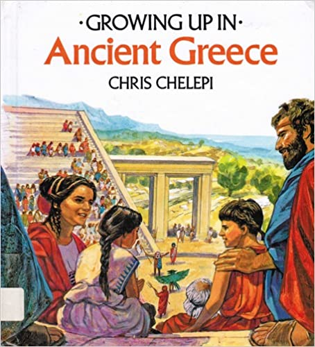 Book Growing Up in Ancient Greece