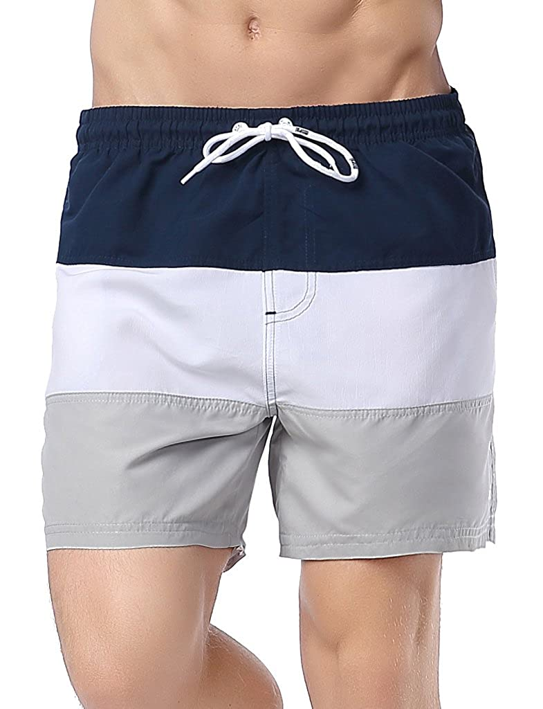 48fe00e7aa Friendly Tips:Please check the swimming shorts men description before you  order it.Please Check Description Chart and Place the size on Discription.