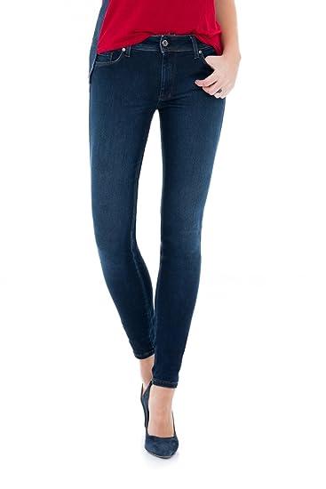 Salsa Pantalones Jeans Wonder súper Pitillo y Denim Emana ...