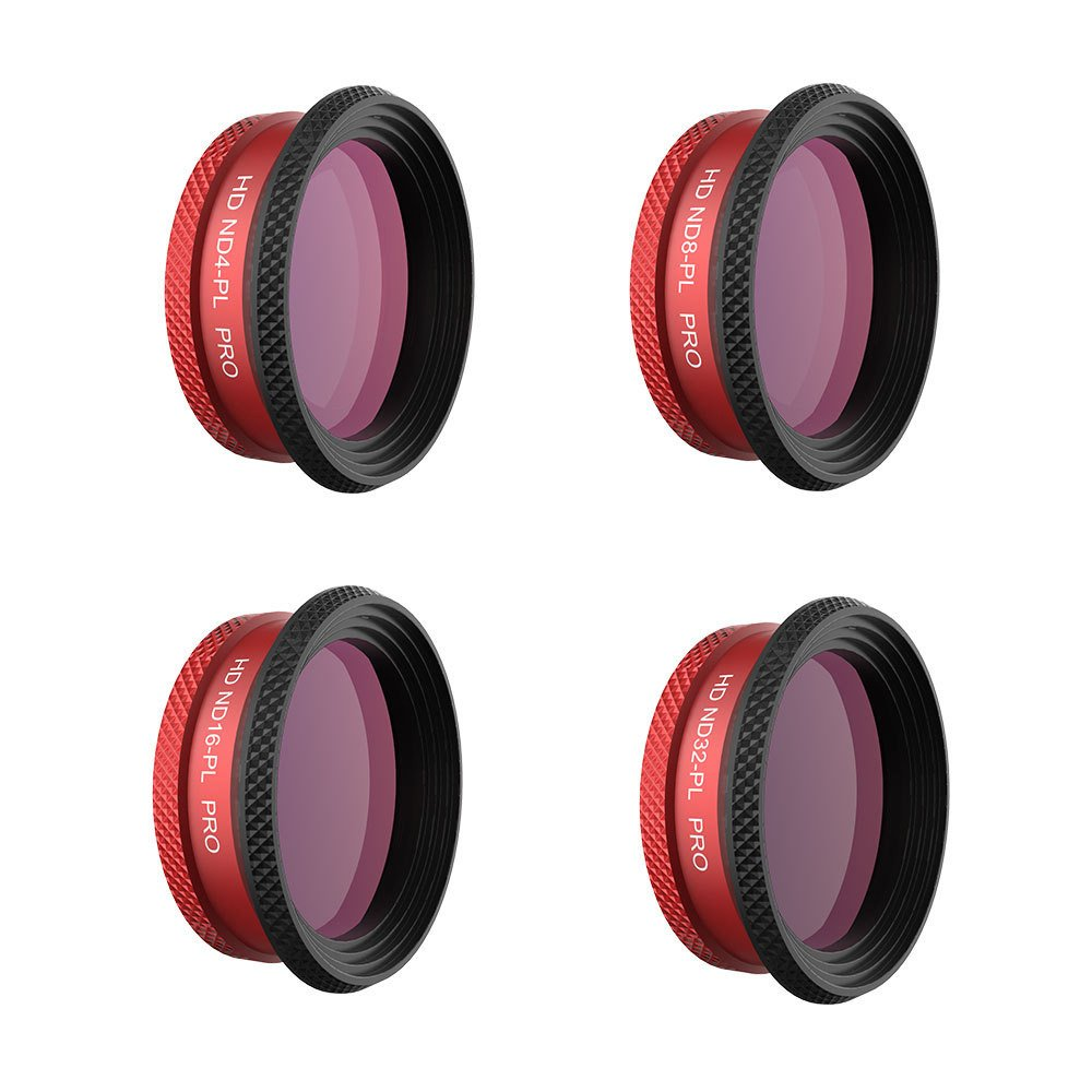 Drone Filter PGY HD PL-ND4/8/16/32 Lens Filters for DJI Mavic AIR FilterProfessional Edition by Tronet RC Drone