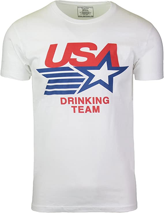 USA Drinking Team T Shirt