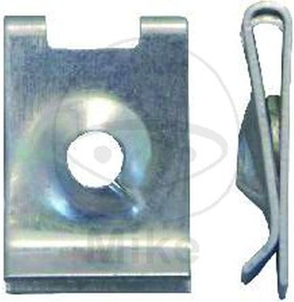 JMP Blechmutter Stahl 4.2mm Packung 10 St/ück 4043981159240