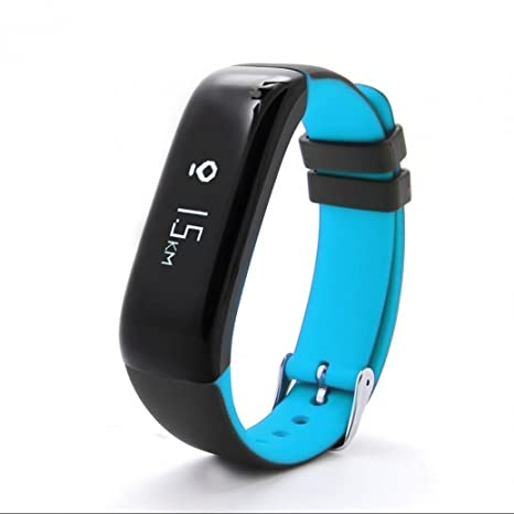 Reloj Deportivo con Pulsómetro Pulsera Bluetooth Móvil Para Android ...