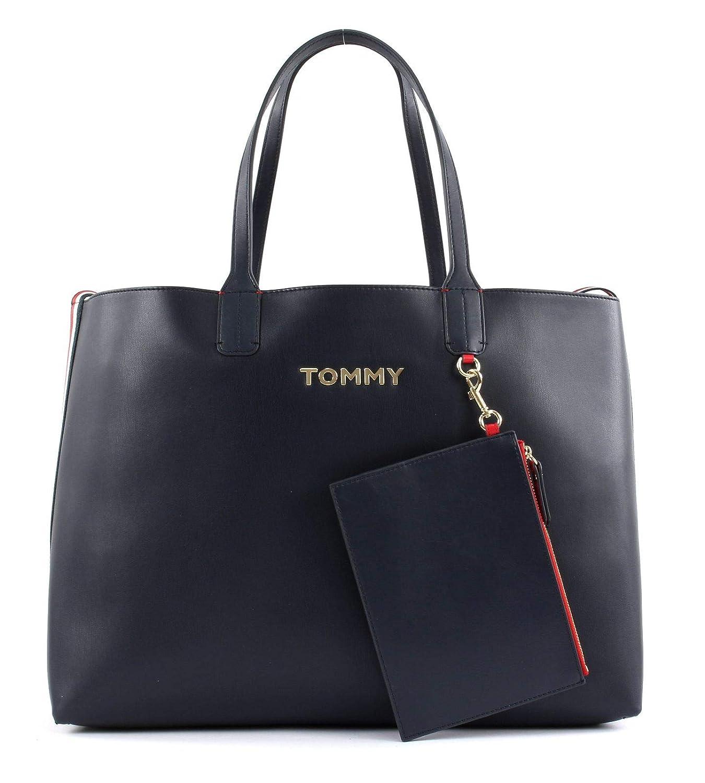 Tommy Hilfiger Damen Iconic Tommy Tote 1x1x1 cm