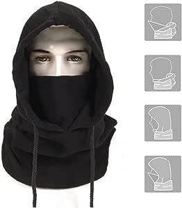 3D No face man Realistic Tactical Anti Tracking Mask Balaclava Hood Cosplay Mask