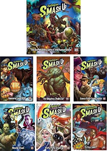Smash Up Monster Smash Expansion - 2