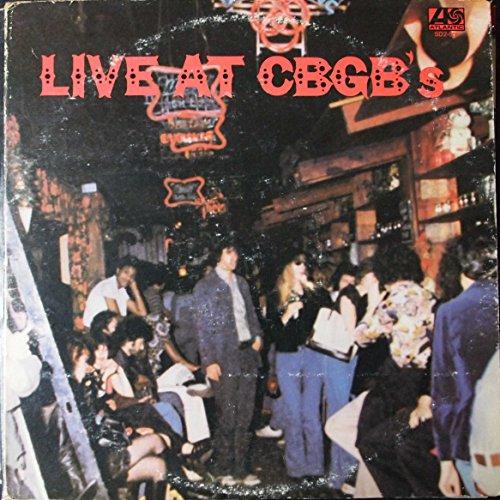 Price comparison product image live at cbgb's LP