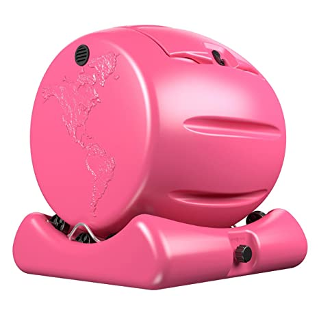 El compostador más lindo del mundo en color rosa, Produce ...