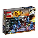 Safeguard the security of the Senate with the elite LEGO Star Wars 75088 Senate Commando Troopers battle pack! As featured in The Clone Wars animated TV series, this crack team of highly trained soldiers is armed to the teeth with weaponry. Fire the ...