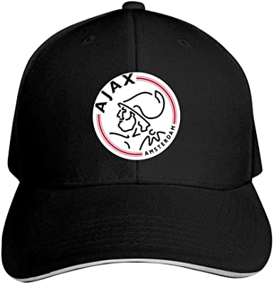 Gorra de béisbol con el logo del equipo de fútbol Ajax, de ...