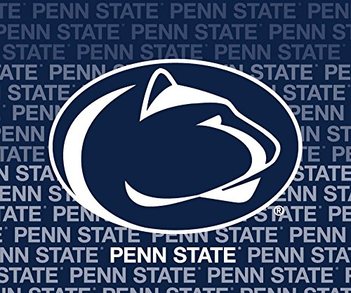 "PENN STATE NITTANY LIONS 5"" X 6"" REPEAT DESIGN DECAL-PENN STATE STICKER-NEW FOR 2016"