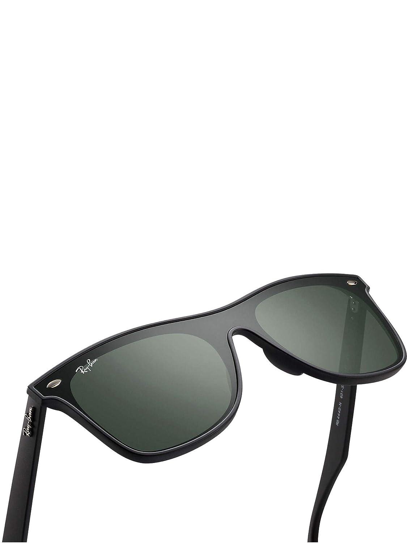 45e179a230e Amazon.com  Ray-Ban Blaze Wayfarer Sunglasses