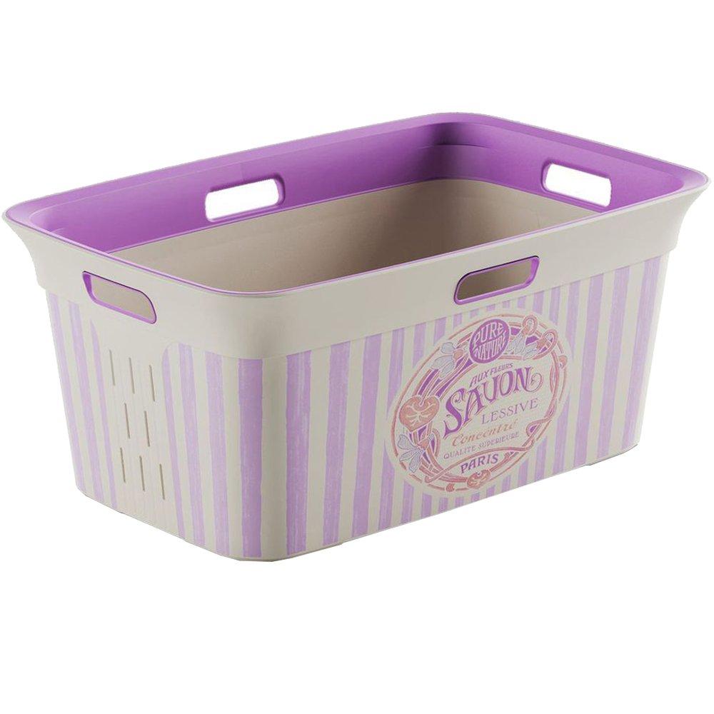 SIK Nostalgic, Laundry Basket, Standard kis 6709000 1754 01 6709000 1754 01_LAUNDRY BAG