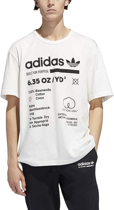 Gimnasio interior Corte de pelo  Amazon.com: Adidas Originals Kaval T-Shirt: Clothing