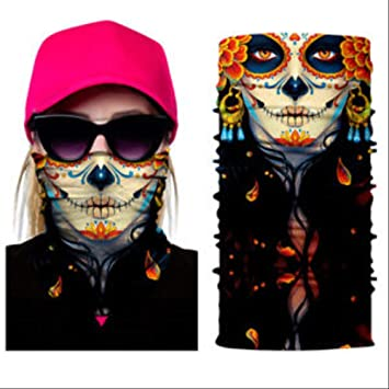FSYX Mascarilla Máscara De Moda Mascarilla Sunscreen Máscara ...
