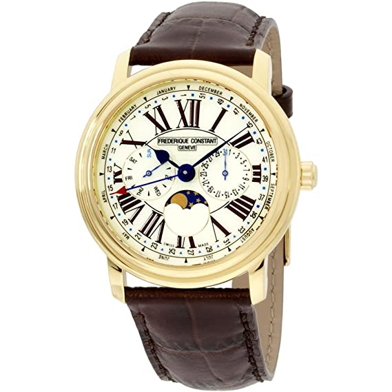 bfe608ae6a8 Buy Frederique Constant Classics Business Timer Online at Low Prices in  India - Amazon.in