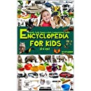 Encyclopedia for kids: Teach children to read before school, animals flashcards, fruits flashcards, transportation flashcards, learn to count, learn colors, ... for kids... (Early childhood development)