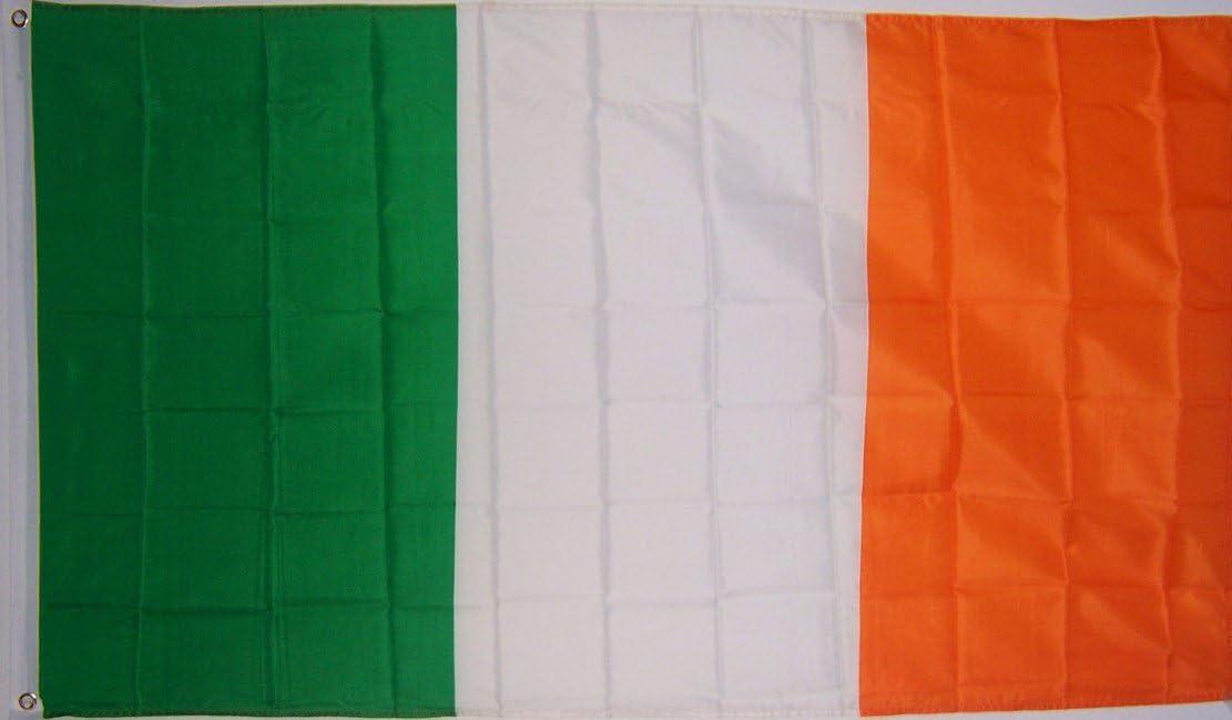 3x5 COTTON Ireland Irish Flag Indoor Outdoor