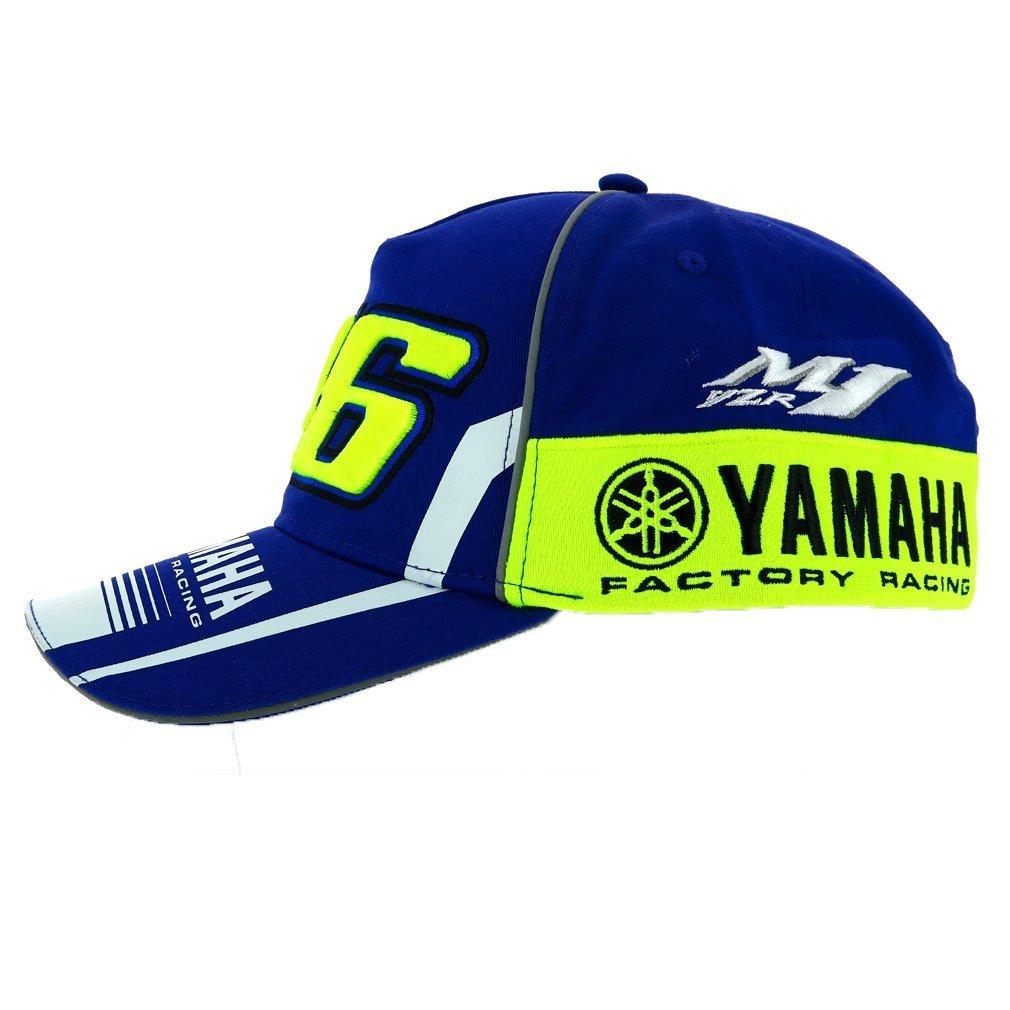 VR46/Valentino Rossi M1/Yamaha Racing Team Moto GP 2017/Mens Cap blue one size