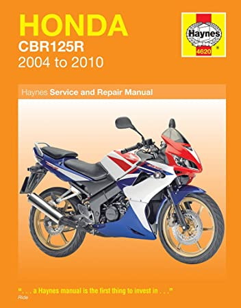 honda cbr 125 cbr125r repair manual haynes service manual workshop rh amazon co uk honda cbr 125 r owners manual.pdf honda cbr 125 r service manual pdf