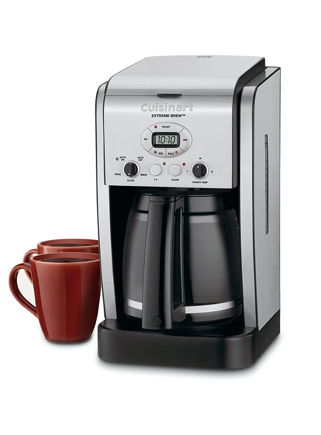 Cuisinart DCC-2650 Brew Central 12-Cup Programmable CoffeeMaker Book Cover