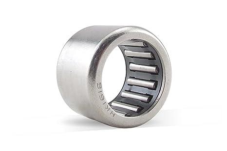 10 PCS 16x22x12 mm HK1612 Needle Roller Bearing Bearings 16*22*12 HK162212