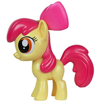 Funko My Little Pony: Apple Bloom Vinyl Figure: Funko Pop! My Little Pony:: Toys & Games