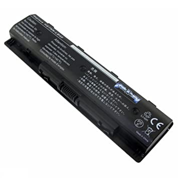 Batería, LiIon, 11.1 V, 5200 mAh, color negro para HP Pavilion de 15 ak032 Gaming ordenador portatil: Amazon.es: Informática