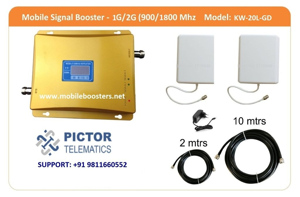 PICTOR TELEMATICS kw-20LGD 900 and 1800 mhz..