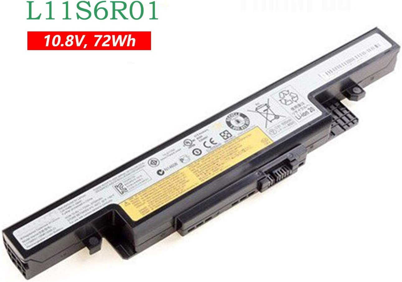 BOWEIRUI Laptop Battery Replacement for Lenovo IdeaPAd Y400 Y400N Y410 Y410P Y490 Y490A Y490M Y490P Y500 Y500N Y510 Series L11S6R01 L11L6R02 L12L6E01 L12S6A01 L12S6E01 3INR19/65-2