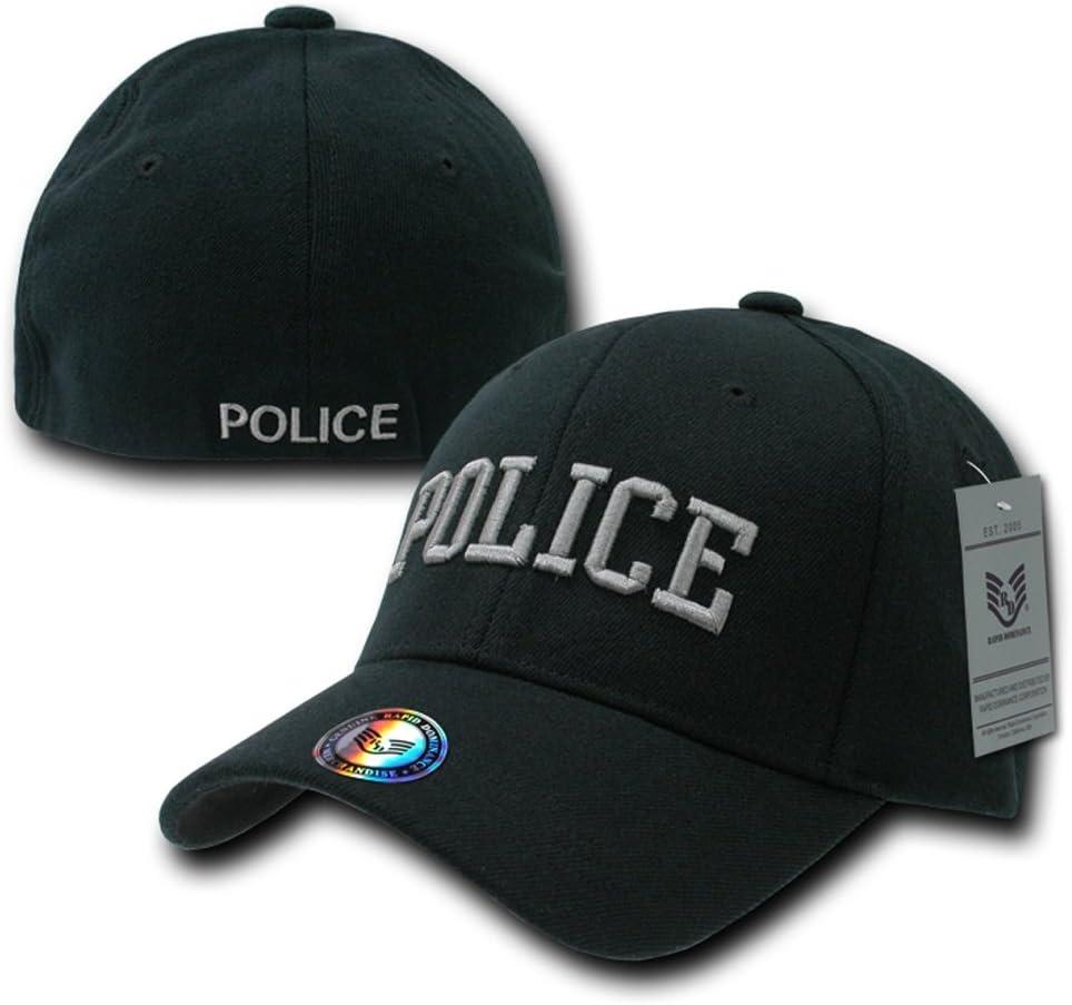 Rapiddominance Police FitAll Flex Cap