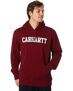 Carhartt Hooded College Sweat Shirt de Sport à Capuche Homme