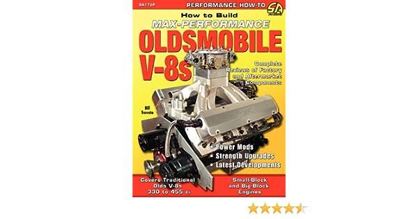 car craft olds 455 build