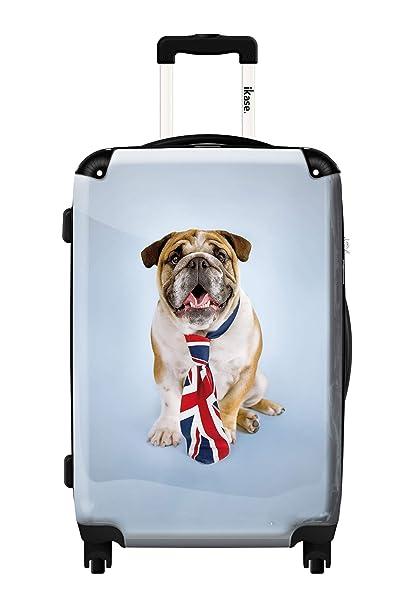 Ikase Hardside Spinner Luggage Dog rules