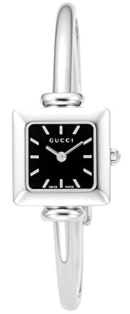 cfa44f8d65a9 [グッチ]GUCCI 腕時計 1900 ブラック文字盤 YA019517 レディース 【並行輸入品】