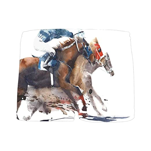 Amazon Com Interestprint Kids Horse Race Competition Derby Racing