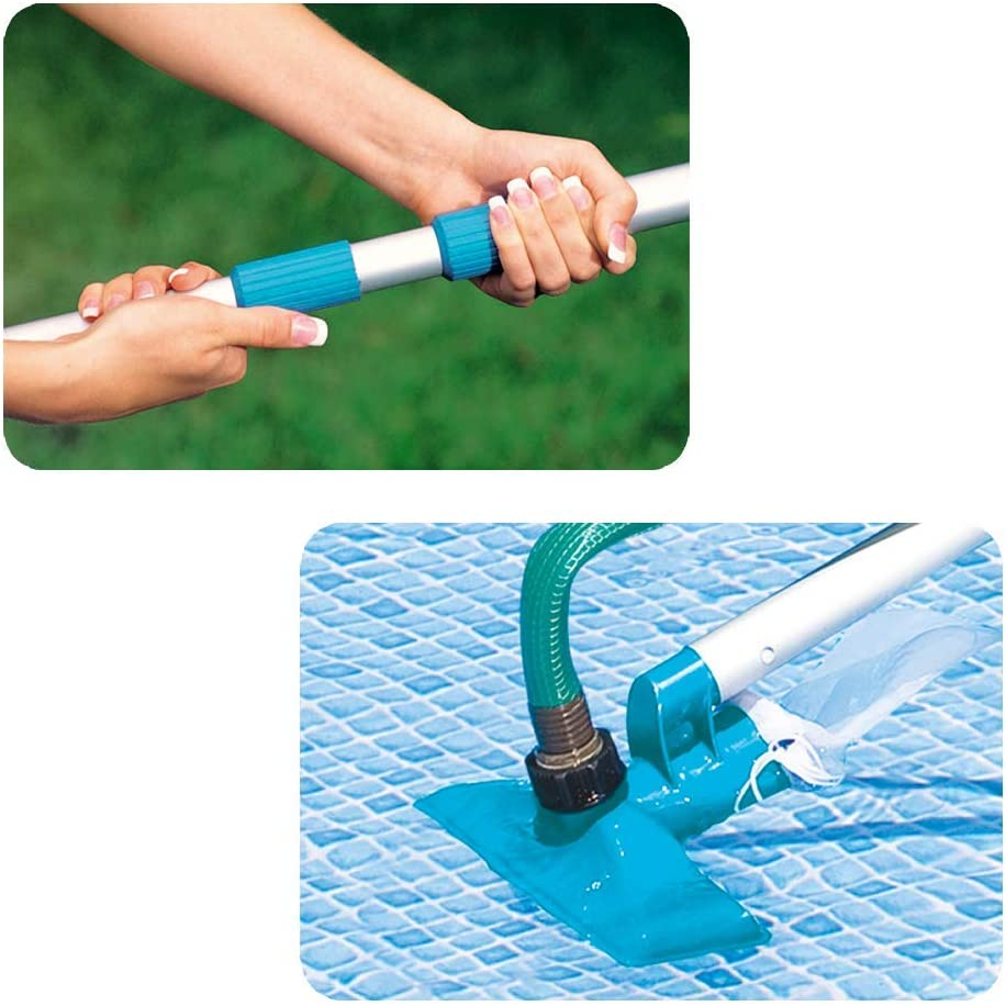 Intex Kit de limpieza para piscinas: Amazon.es: Jardín