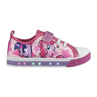 Zapatillas loneta con Luz My Little Pony T.30: Amazon.es: Zapatos y complementos