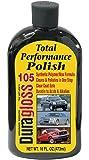 Duragloss 105 Automotive Total Performance Polish - 16 oz.