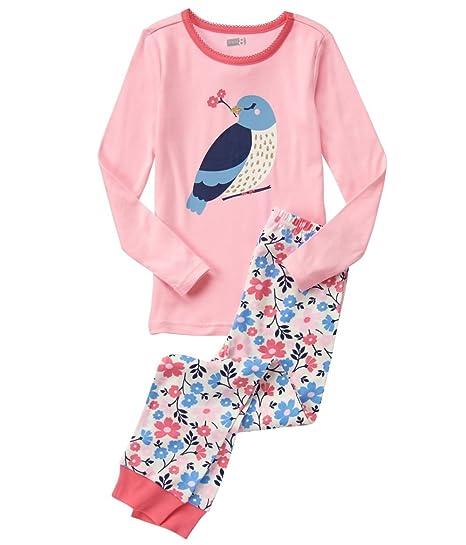 14fa882b8 Amazon.com: Crazy 8 Big Girl Bird Tight-fit Sleepwear: Clothing